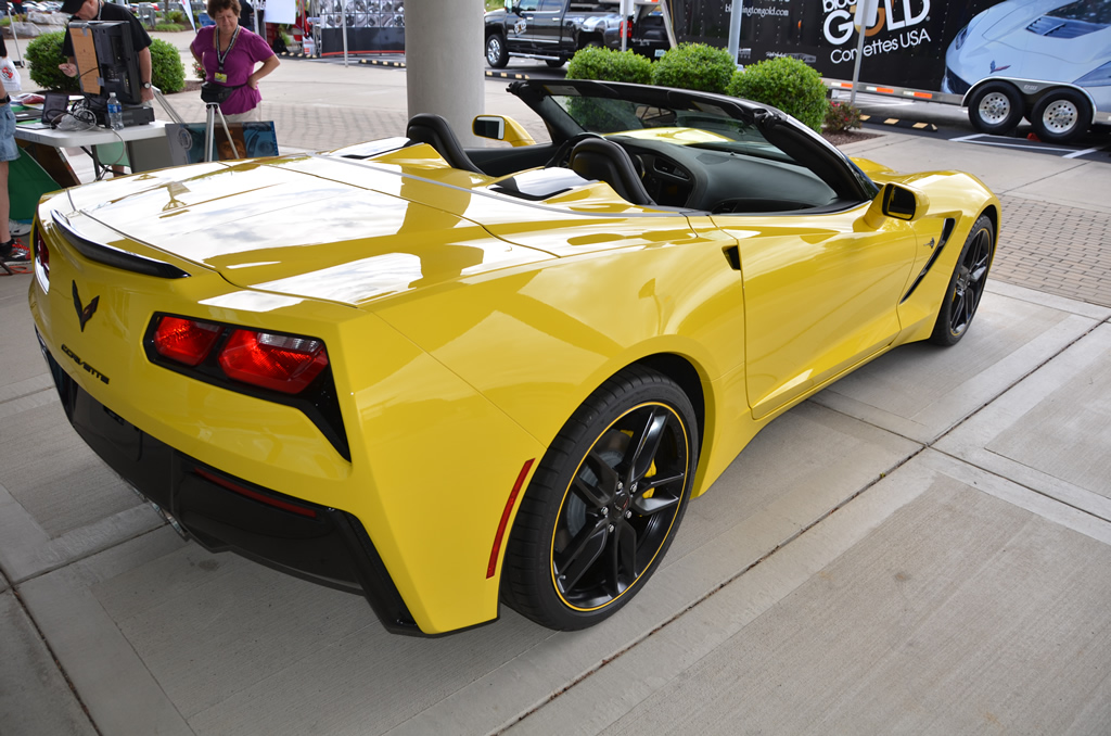 2018 Corvette Stingray Convertible 3lt Macmulkin