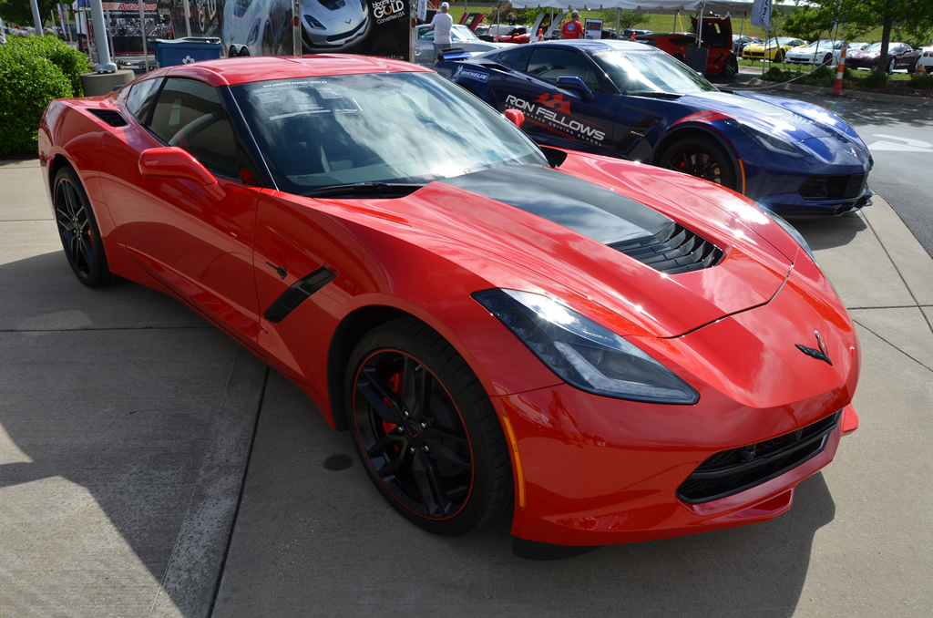2018 Corvette Stingray Coupe 3LT