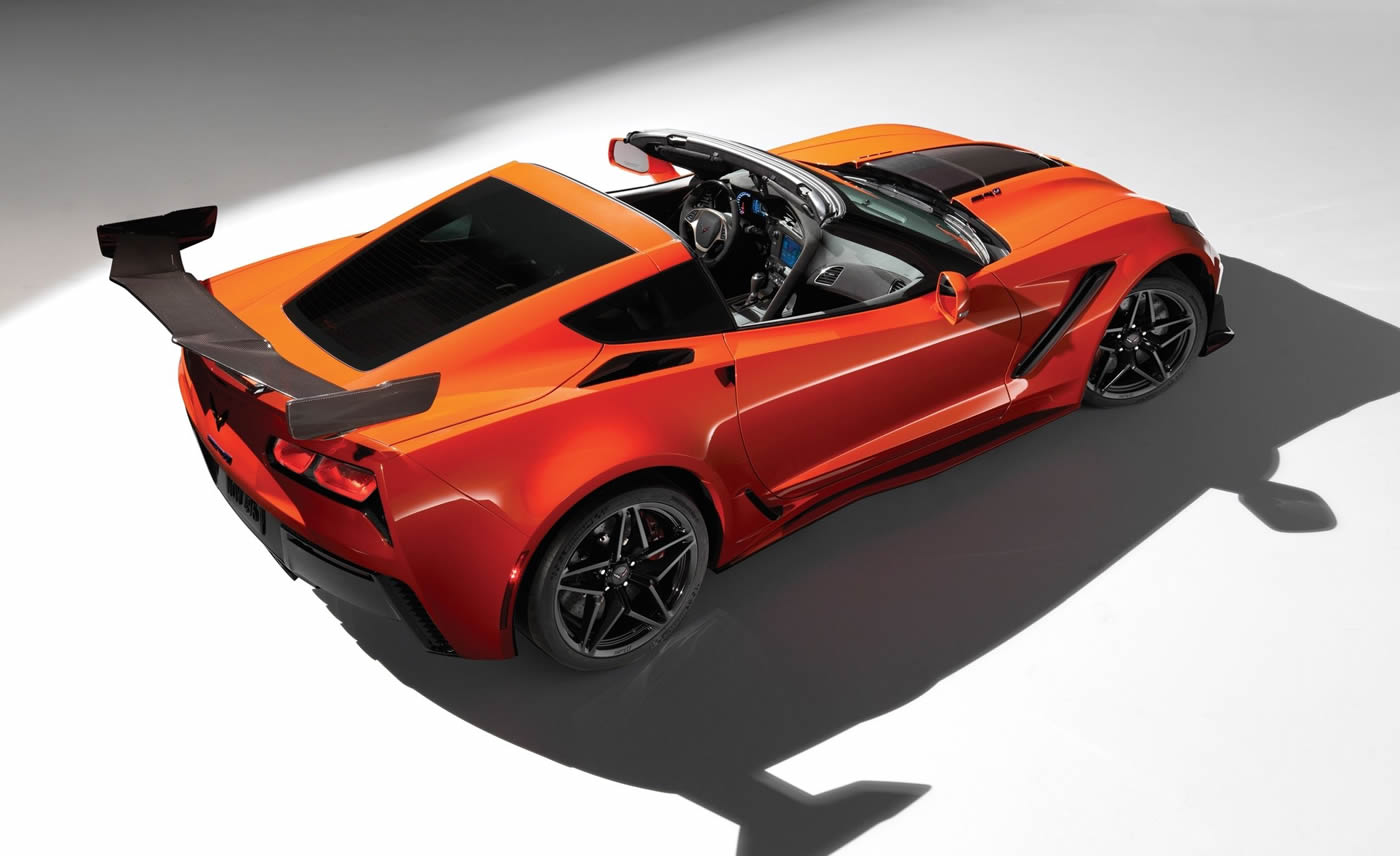 2019 corvette zr1 arrives spring of 2018 press release specifications and photos macmulkin. Black Bedroom Furniture Sets. Home Design Ideas