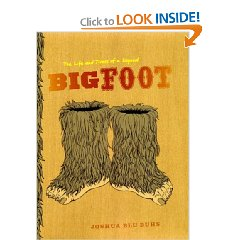 A Bigfoot book