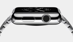 Apple Watch in Edelstahl