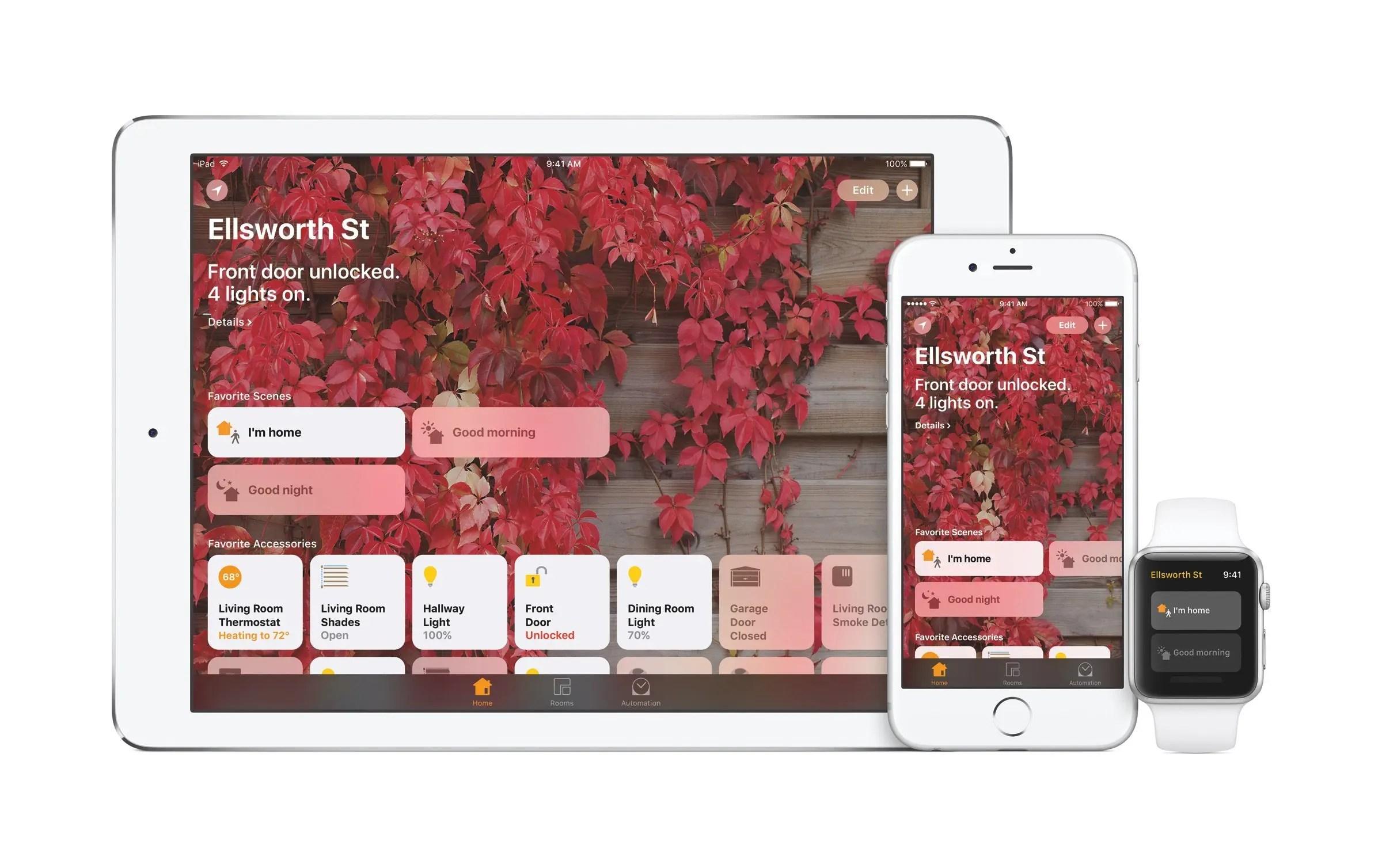 HomeKit mit der Home-App