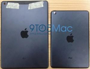 iPad 5: Mögliche Rückseite