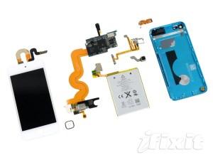 iPod touch 5G Teardown