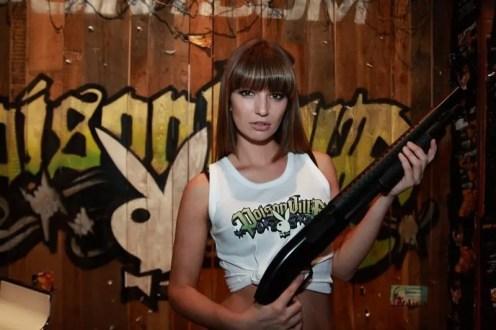 Poisonville-Promotion auf der GamesCom 2010, Foto: Frederic Schneider