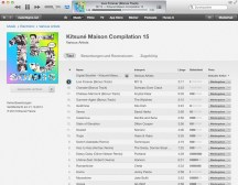 Kitsuné Maison #15 in iTunes