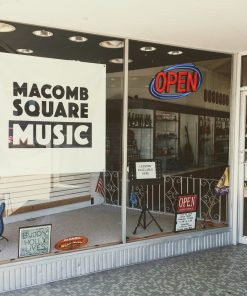 Square Music Co Macomb
