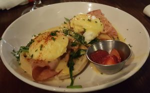 Parish Eggs Benedict