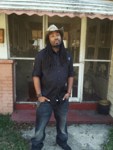 Curtis Worthy, who performs as 9th Gutta, is a hip-hop artist, singer, and song writer from Macon. Photo courtesy Curtis Worthy.
