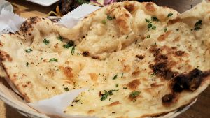 Curry Mantra Garlic Naan