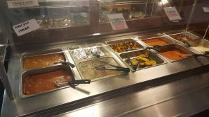 Metropolis Curry and Kabob Buffet