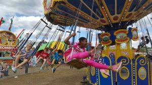 Georgia Fair Swings