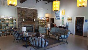 Azul Lobby in Macon