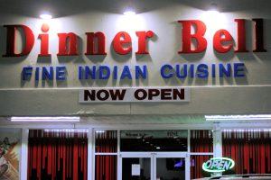 Dinner Bell Sign