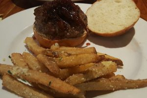 Bearfoot Godsey Burger
