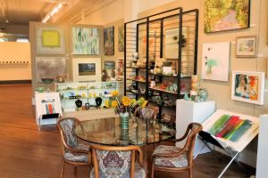 Macon Arts Aliance Gallery