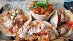 Kudzu Seafood Firecracker Shrimp Taco
