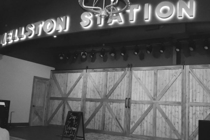 Welston Stage