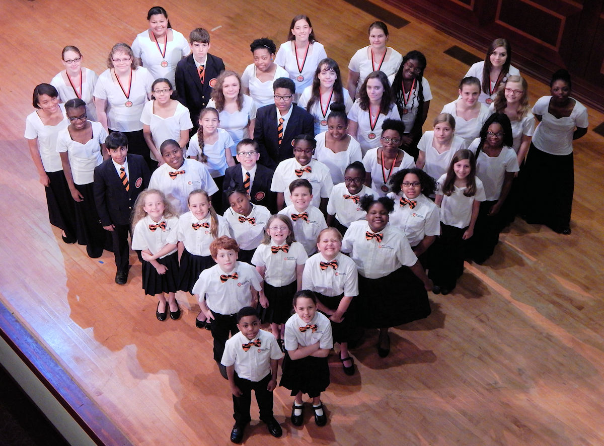 Mercer University Youth Choir