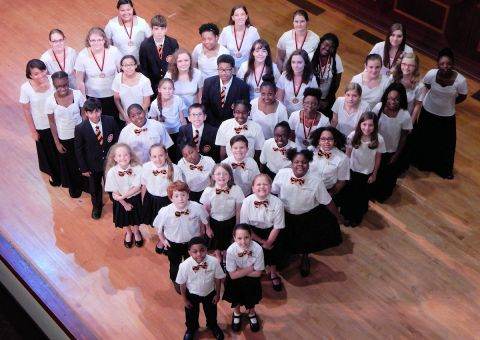 Mercer University Youth Choir