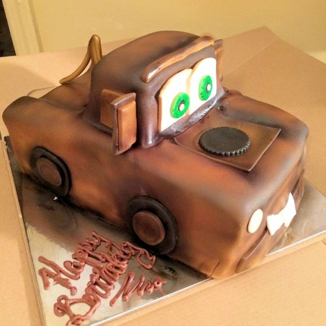 MaterCake Sweet Creations by rissy