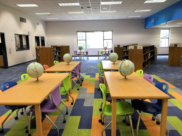 Porter Elementary Learning Commons
