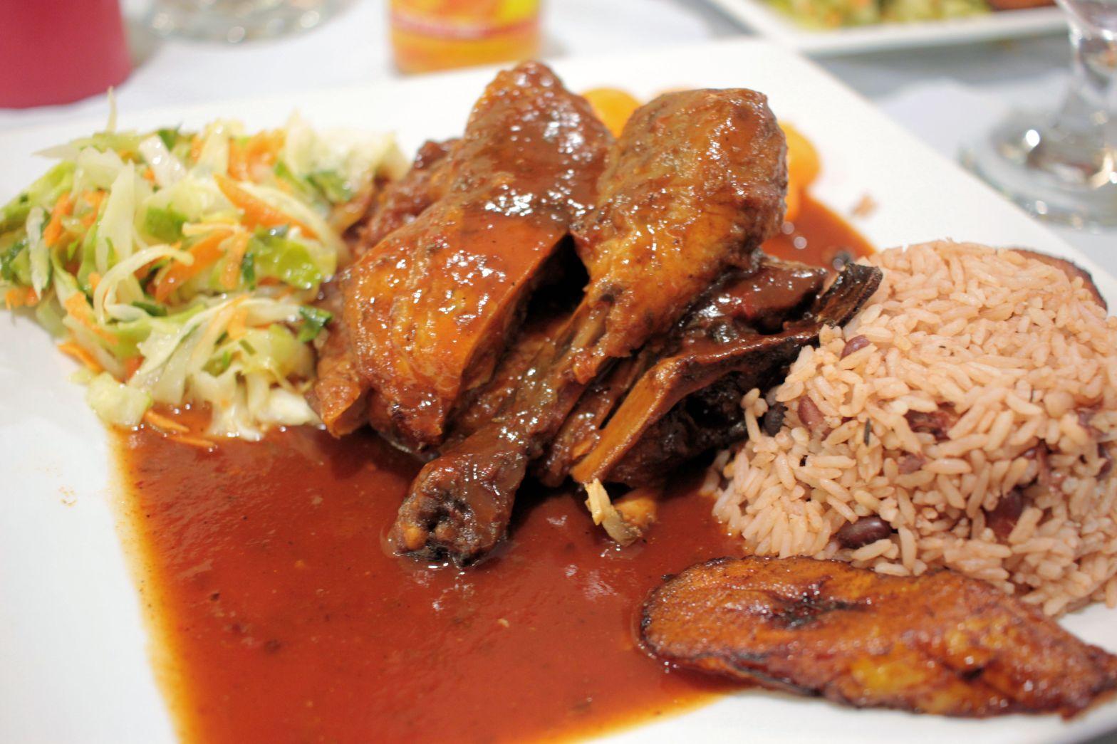 Tropical Flava Jerk Chicken