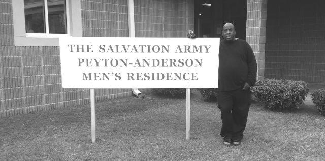 Salvation Army - Peyton Anderson