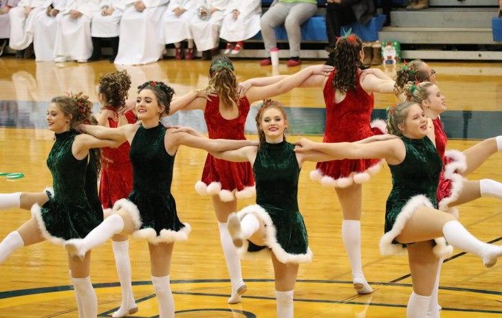 Dancers - Kids Yule Love 2017