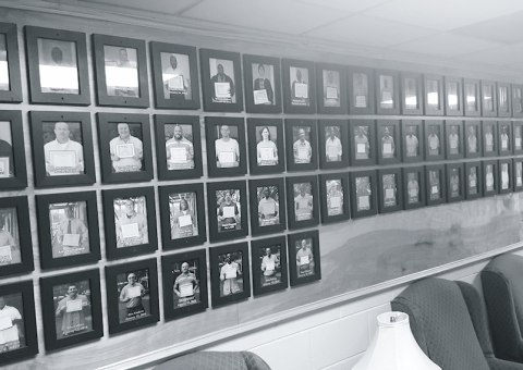 Rescue Mission of Middle Georgia Wall of Graduates