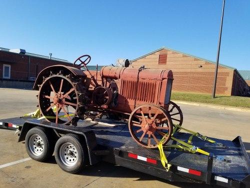 Rutland Middle School - FFA Tractor