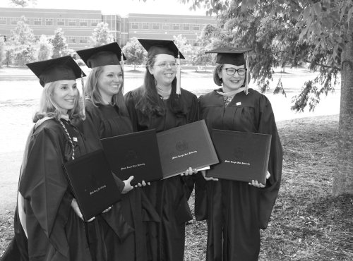 Middle Georgia State Master of Arts in Teaching Graduates