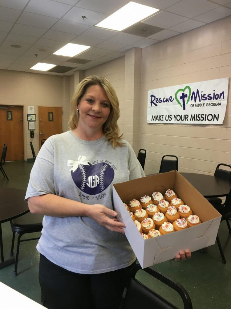 Macon Rescue Mission - Crissy Marie Parks