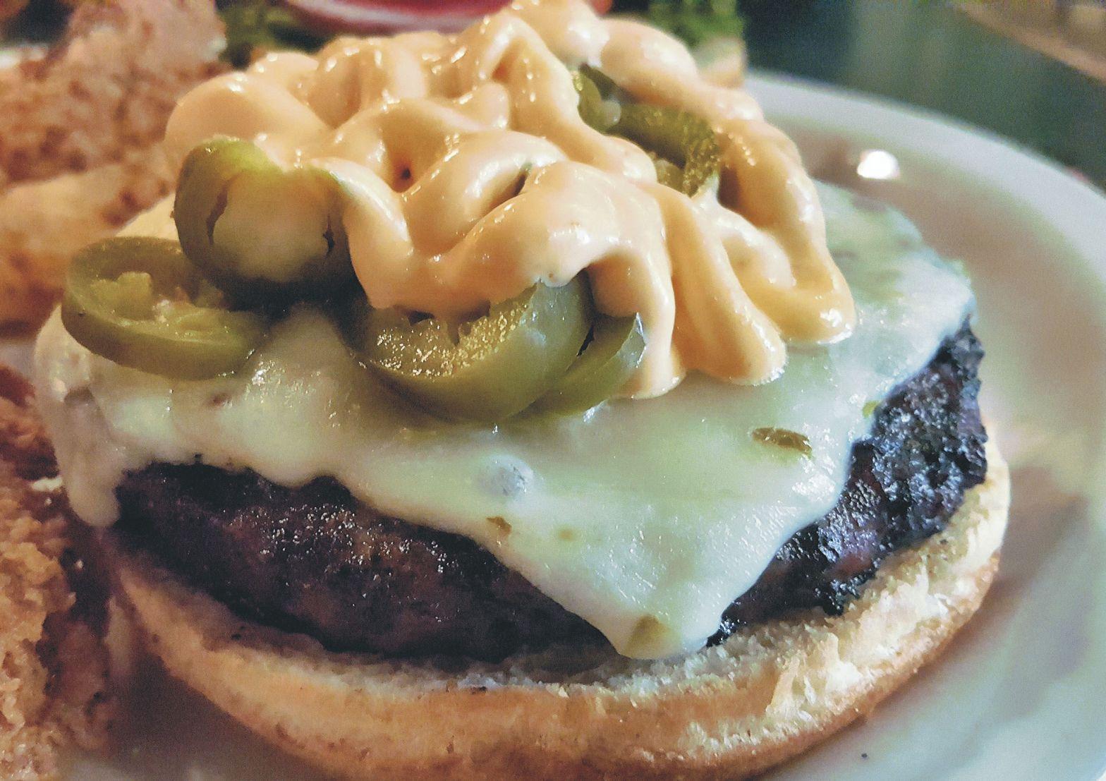 Rooker Hamburger