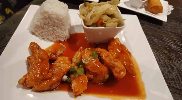 Orange Chicken - Tokyo Alley - Macon