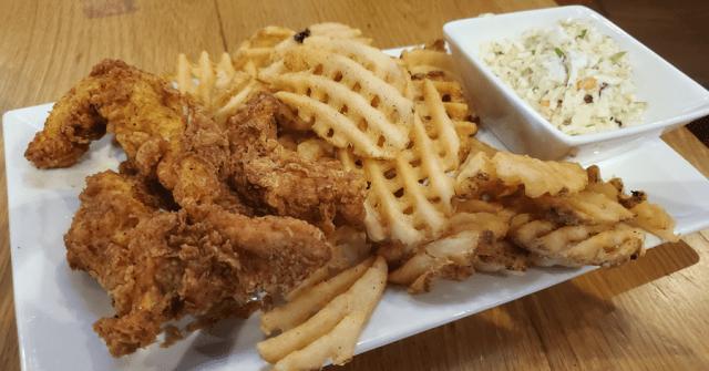 Chicken Tenders - Piedmont Brewery & Kitchen - Macon
