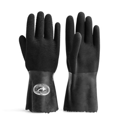 Commercial Fishing Orca Skin Gloves