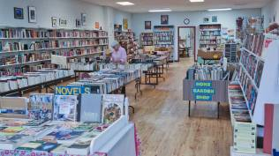 Come visit the Friends of the Library Book Store