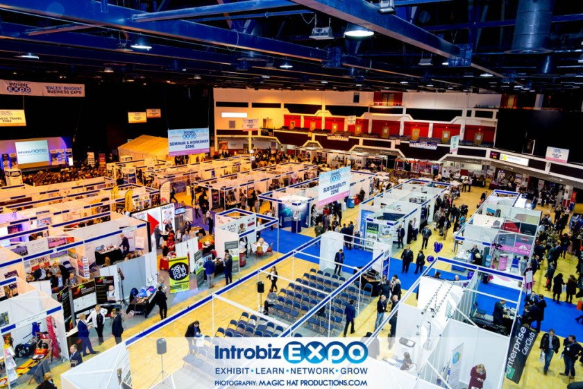 Introbiz UK Business Expo in Wales 2017
