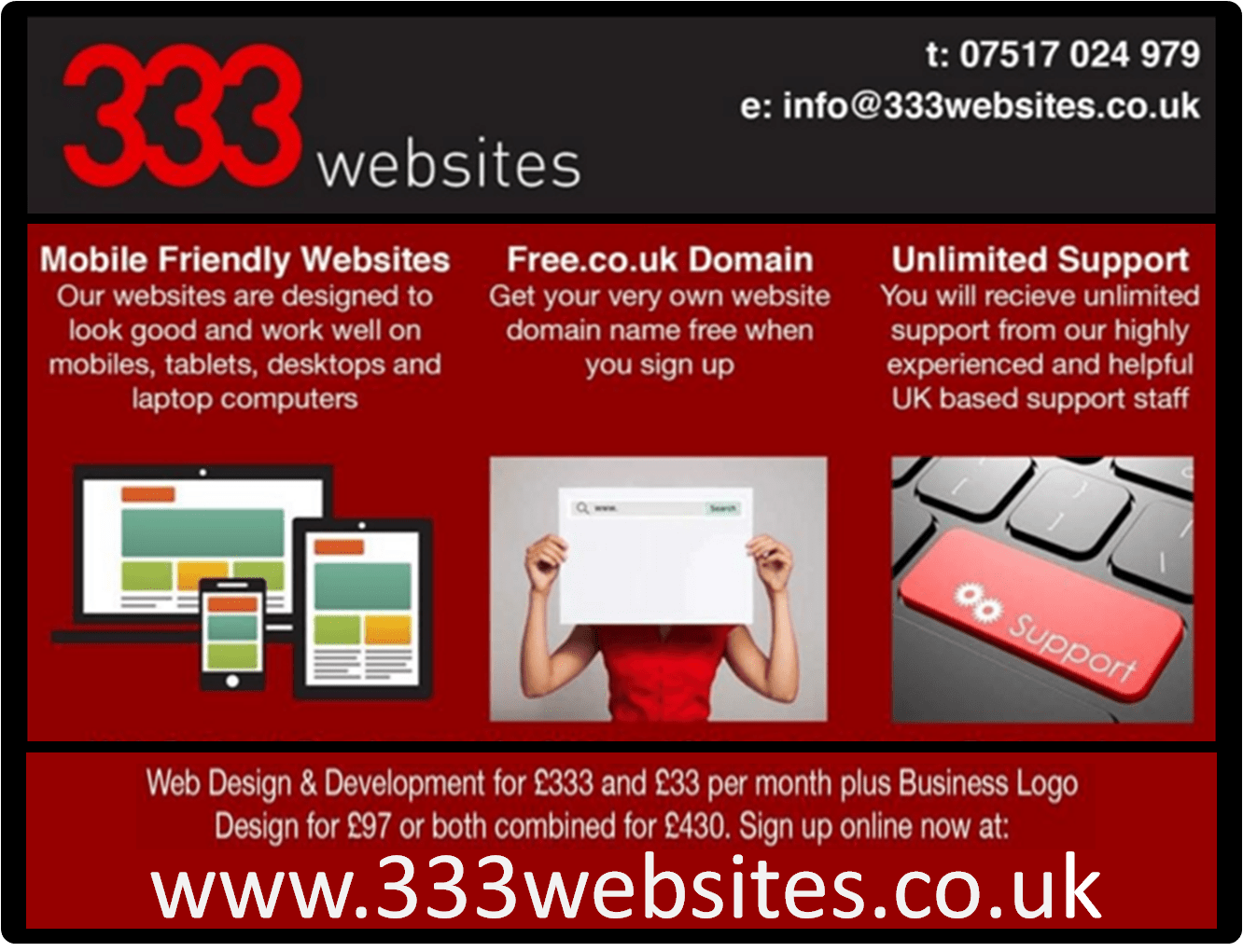 UK Affordable Web Design