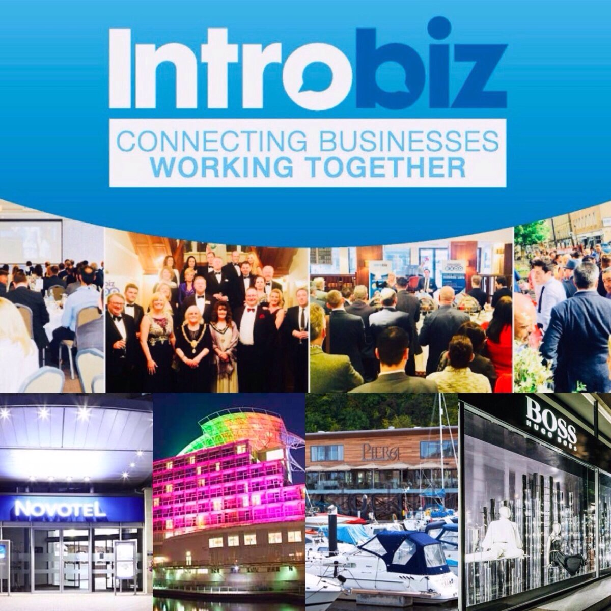 Business Networking Events for September in Penarth, Cardiff, Cardiff Bay, The Vale of Glamorgan, Llanelli and Swansea — Introbiz' Blog – Wales' Biggest Business Network & Expo