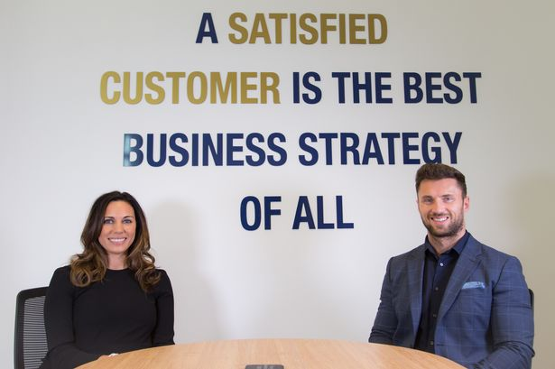 Cardiff recruitment company celebrates £1.4m turnover in its first year