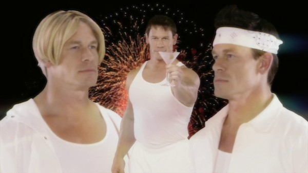 John Cena Transforms Into An Entire Boy Band To Promote 'Proudly American' Vodka