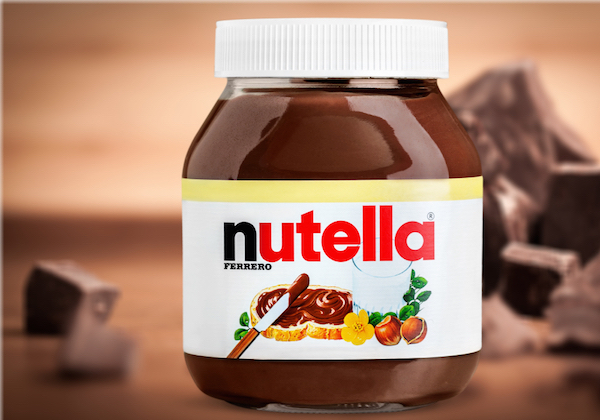 Leading Food Brand Purportedly Aims To Defeat Nutella With Palm Oil-Free Option