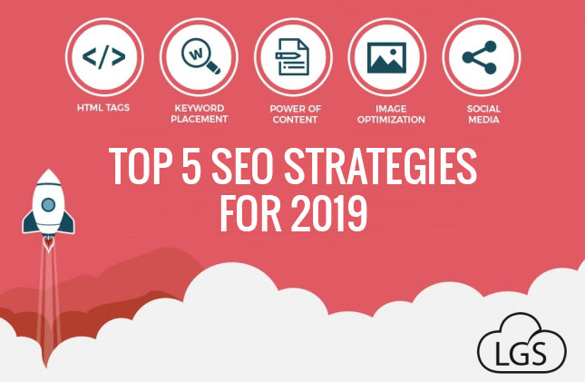 5 SEO Tips for 2019…