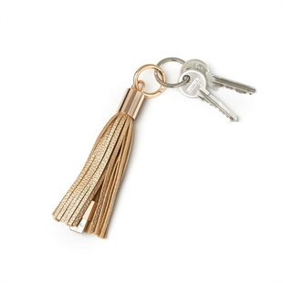 Tassel Charging Key Ring