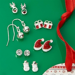 Nordic Noel Earrings Gift Set