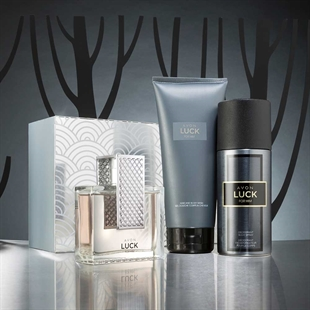 Avon Luck for Him Gift Set