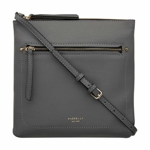 Fiorelli Iris Cross-Body Bag - Floral or Grey