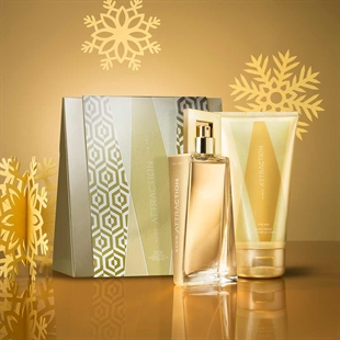Avon Attraction for Her Gift Set